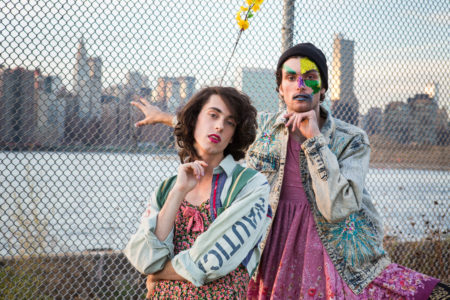 "PWR BTTM share new track ""Answer My Text"""