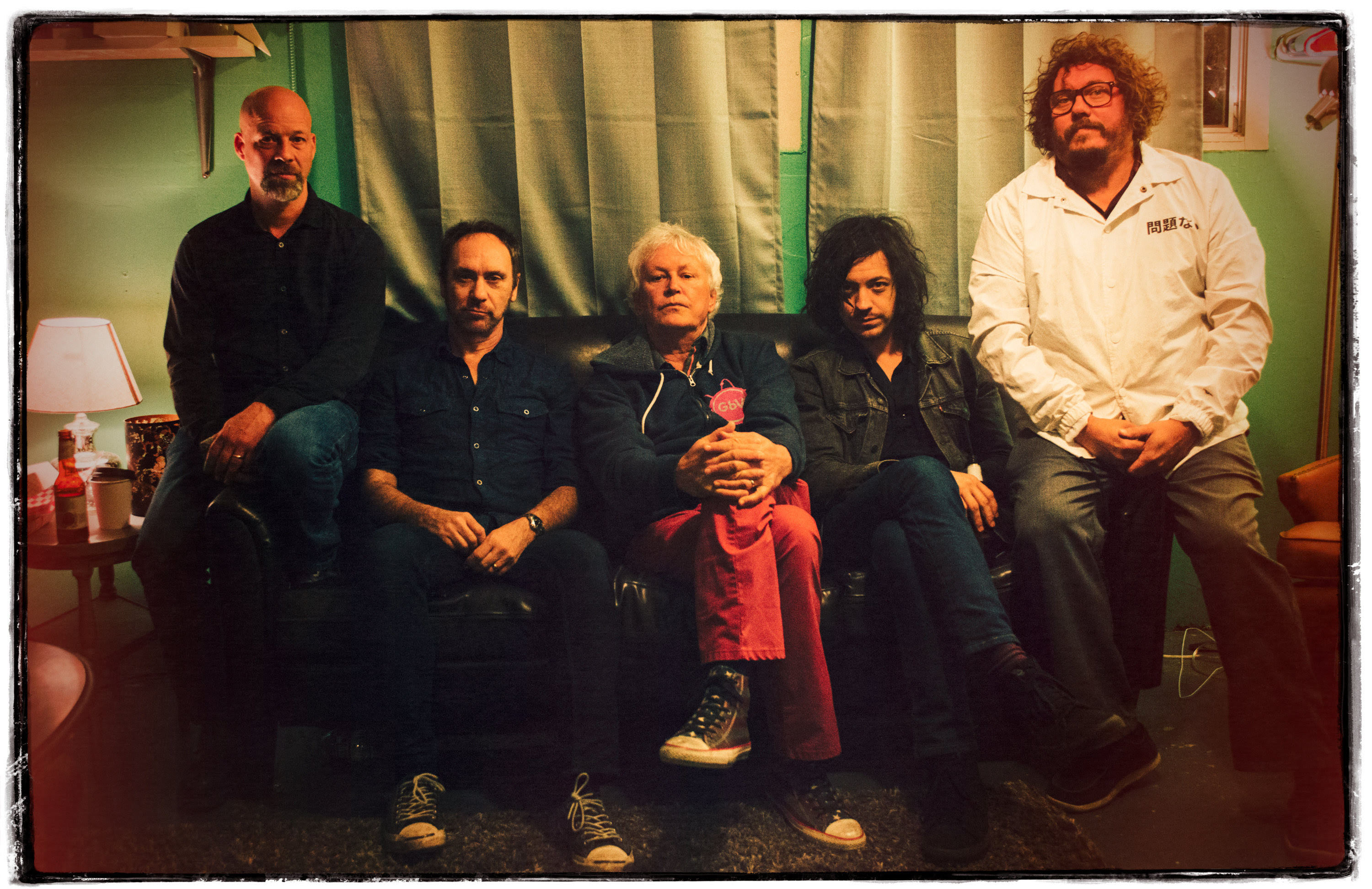 "Guided By Voices Drop new track ""Dr Feelgood"""