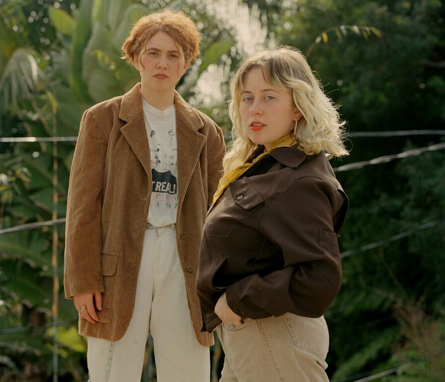 Girlpool announce new album 'Powerplant'