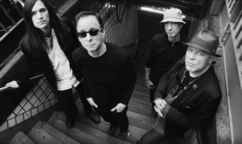 Our interview with Colin Newman from UK band Wire.
