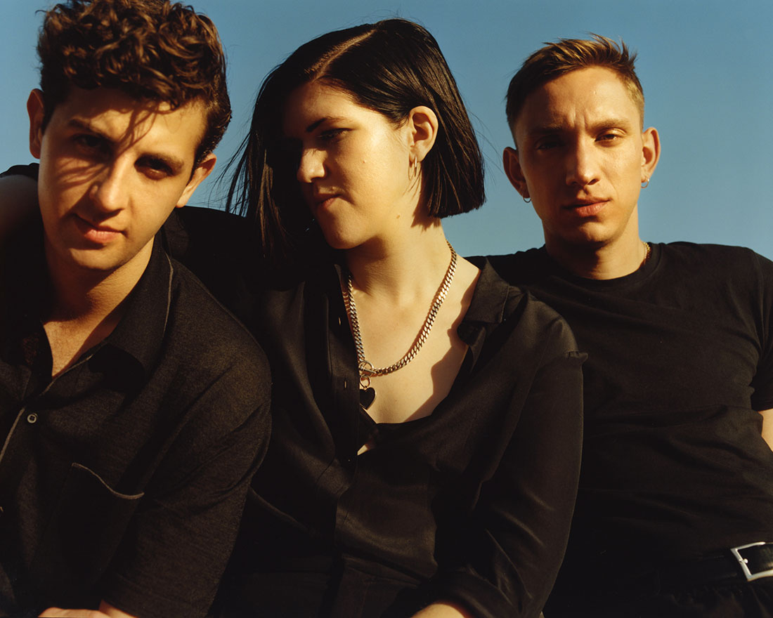"The xx release video for ""Say Something Loving""."