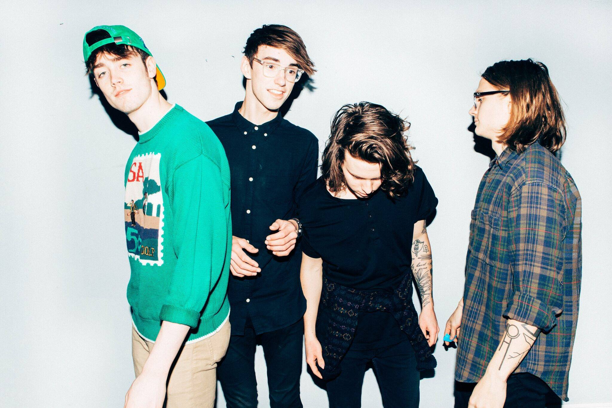 We talk to Hippo Campus at SXSW 2017