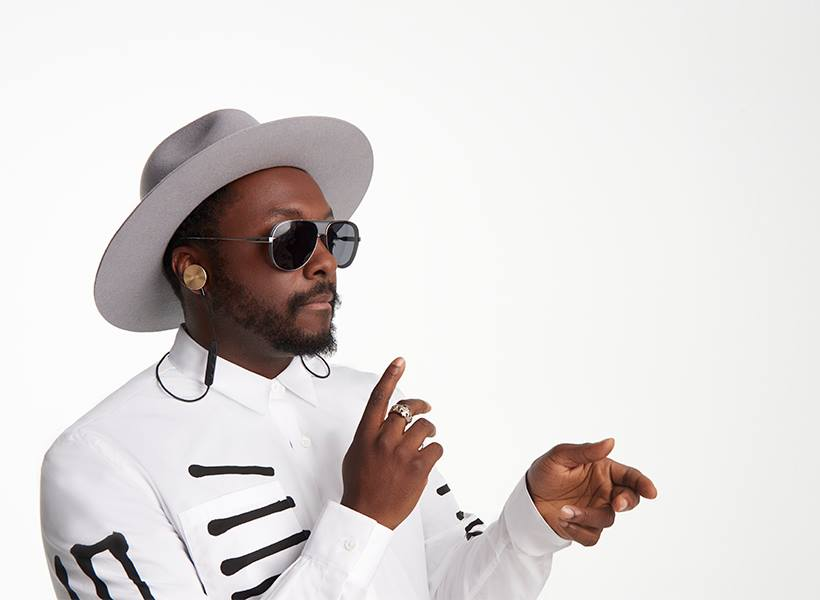 """will.i.am releases """"FIYAH"""""""