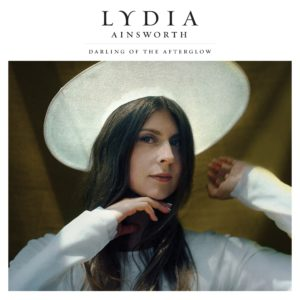 "Lydia Ainsworth shares the vide to, ""Into The Blue"""