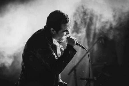 Our interview with Rey Pila's creator and frontman, Diego Solórzano.