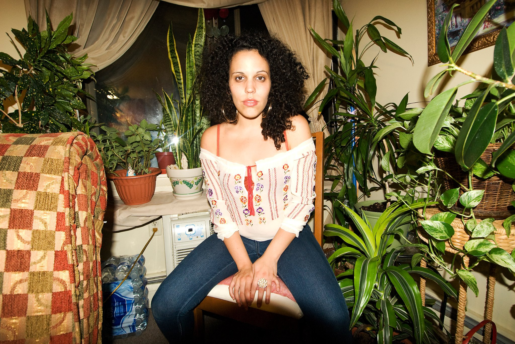 "Xenia Rubinos Shares ""L.O.V.E."" Video"