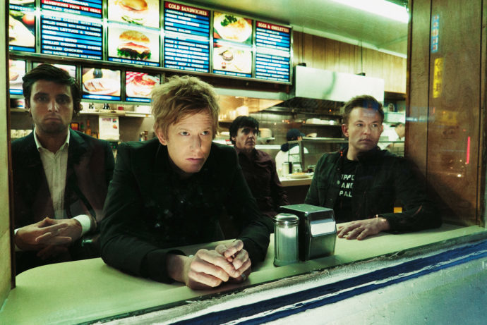 Spoon's Britt Daniels favourite albums. His picks include titles by Deerhunter and The Cure.