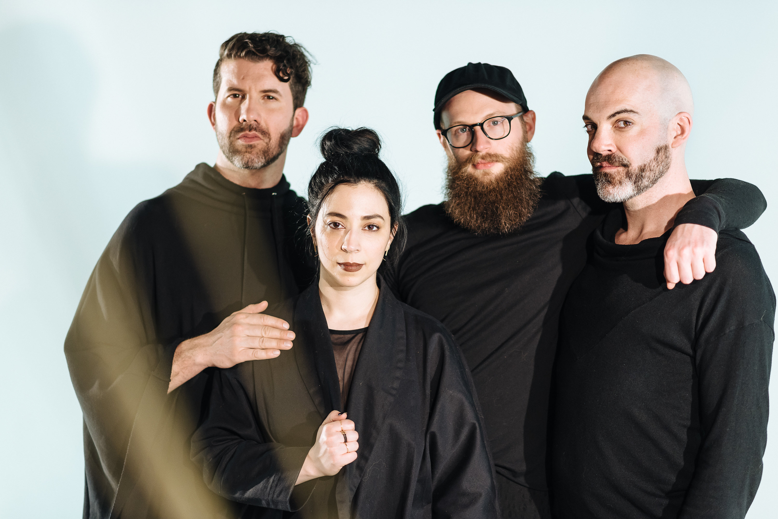 """Humble Fire debuts video for """"Taliesin"""", the track comes off their forthcoming release 'Builder'"""