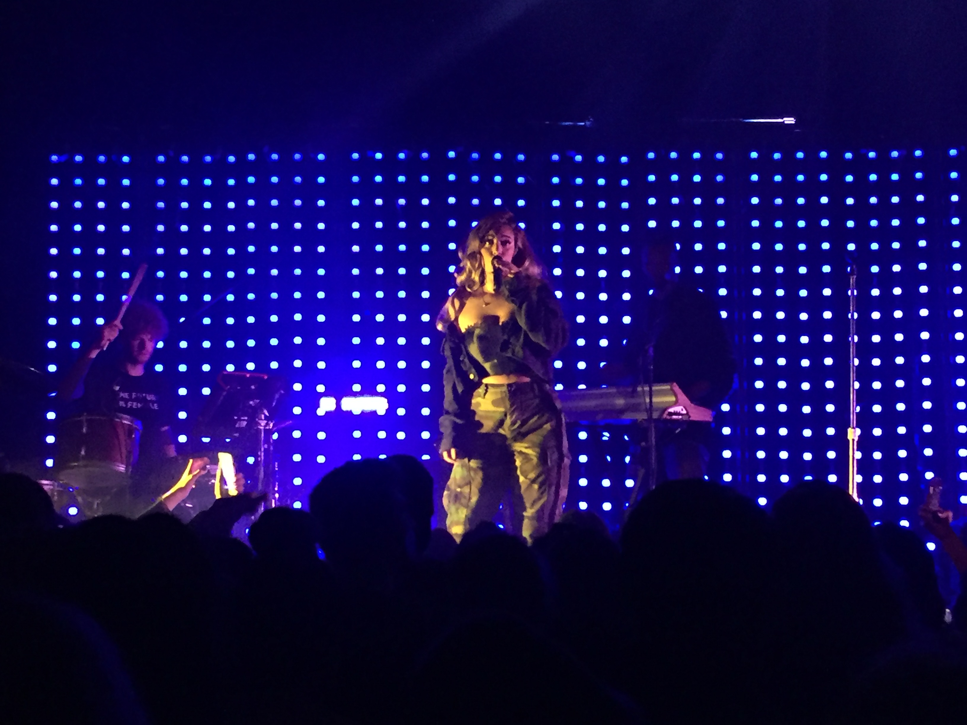 Alina Baraz put on an incredible show at The Imperial in Vancouver