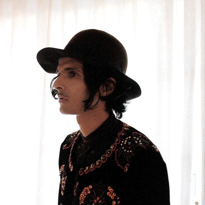 """Imaad Wasif premieres his new single """"Far East"""". The track comes off his forthcoming release 'Dzi'"""