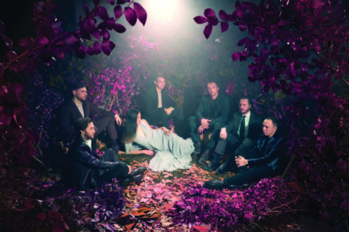 Interview feature with Ellis Ludwig-Leone, from San Fermin.