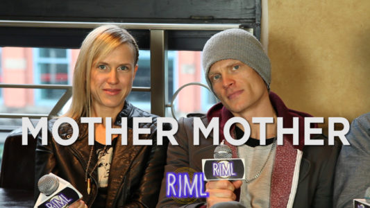 Mother Mother guest on 'Records In My Life'