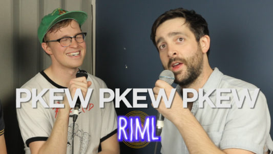Pkew Pkew Pkew guest on 'Records In My Life', the band talked about albums by The Darkness, Against Me, and many more.