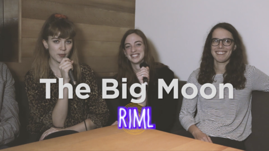 The Big Moon guest on 'Records In My Life'.