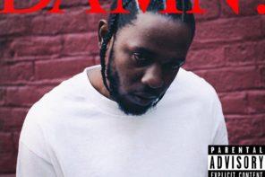 'DAMN.' by Kendrick Lamar