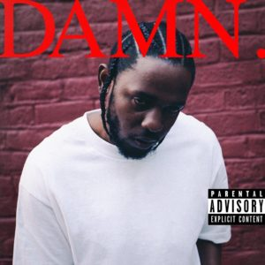 'DAMN.' by Kendrick Lamar, review by Owen Maxwell
