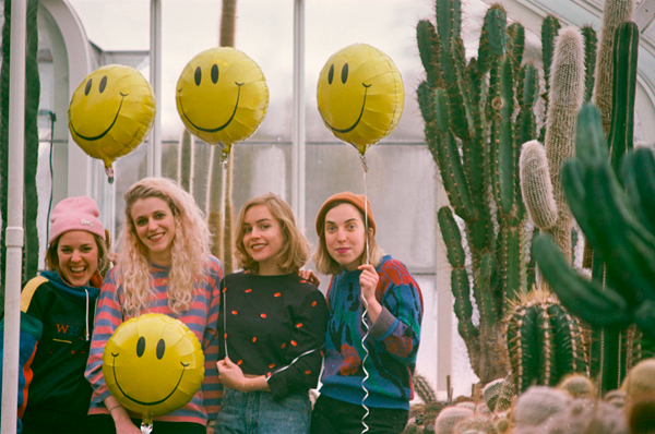 Chastity Belt has announced a UK tour and shared a new single.