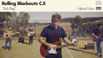 """""""Sick Bug"""" by Rolling Blackouts Coastal Fever"""