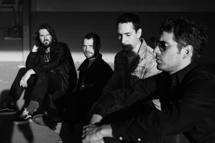 "Suuns Share ""Instrument"" Remix. The track is off their 'Hold/Still Remixes'"