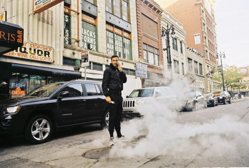 """Brodinski shares new track """"Peaces & Blessings"""" featuring rapper Cosanostra Kidd."""