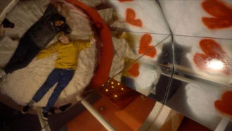 """Homeshake debuts video """"Khmlwugh"""". The track is off their latest release 'Fresh Air'"""