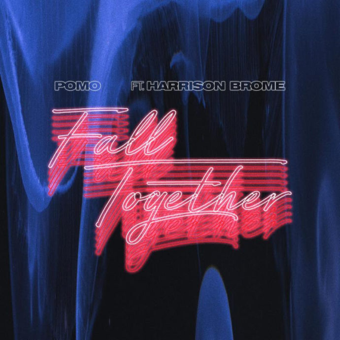 """Pomo shares new track """"Fall Together"""" featuring Harrison Brome."""