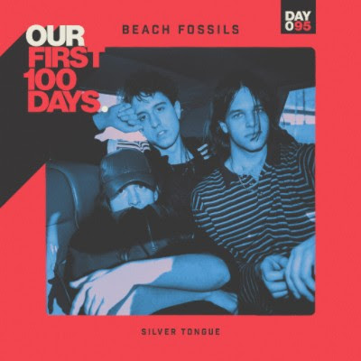 "Listen to new single from Beach Fossils, the track ""Silver Tongue"" will benefit National Endowment for the Arts and Center for Arts Education."