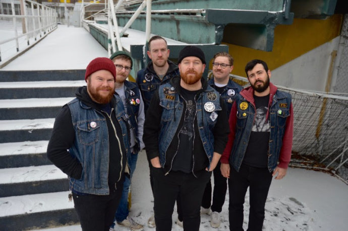 "Sam Coffey & The Iron Lungs share new single ""Judy"","