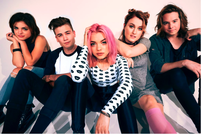 "Hey Violet Shares the Video for their newest single, ""Break My Heart"""