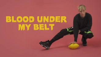 "The Drums Share ""Blood Under My Belt"" Video"
