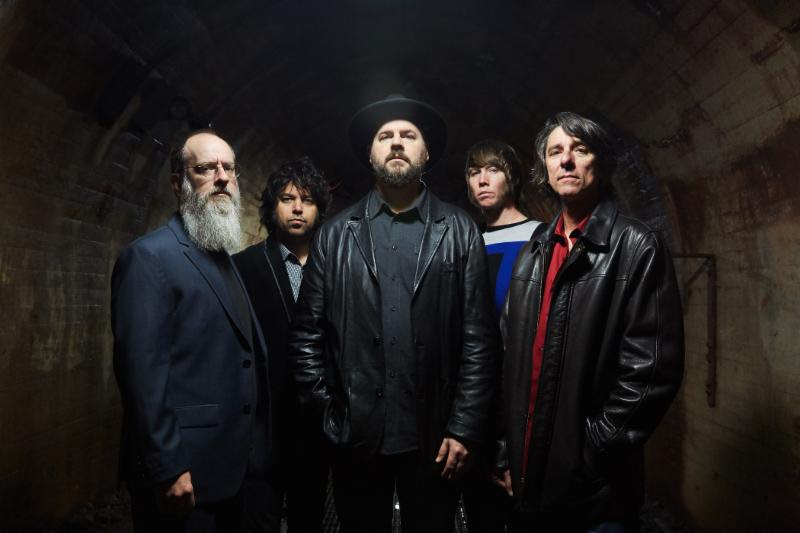 Drive-By Truckers Announce New Tour Dates.