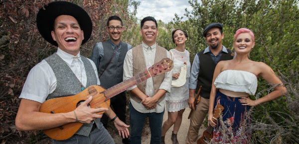 Las Cafeteras Share New Album, 'Tastes Like L.A.'
