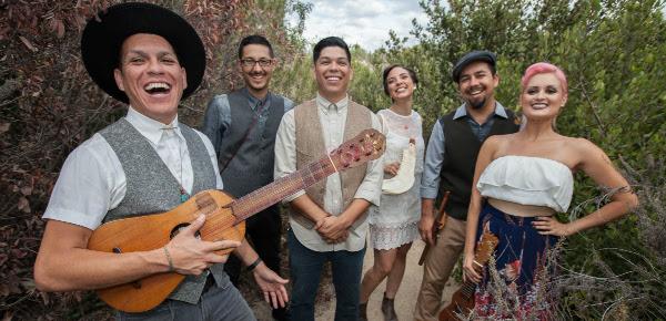 Las Cafeteras Share New Album, 'Tastes Like L.A.'
