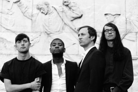 Algiers share details of forthcoming Matador release.