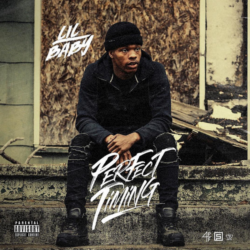 Lil Baby shares new mixtape, 'Perfect Timing'