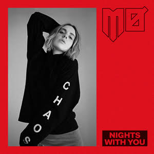 "MØ shares her first single of 2017, ""Nights With You."""