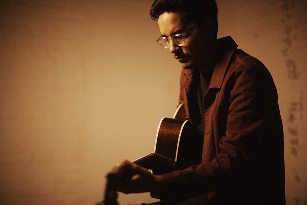 """Luke Sital-Singh has shared his new video for new single, """"Hunger."""""""