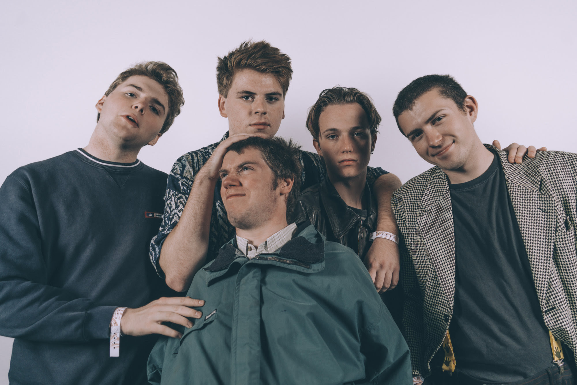 """Shame has shared a new music video to their single """"Single."""""""