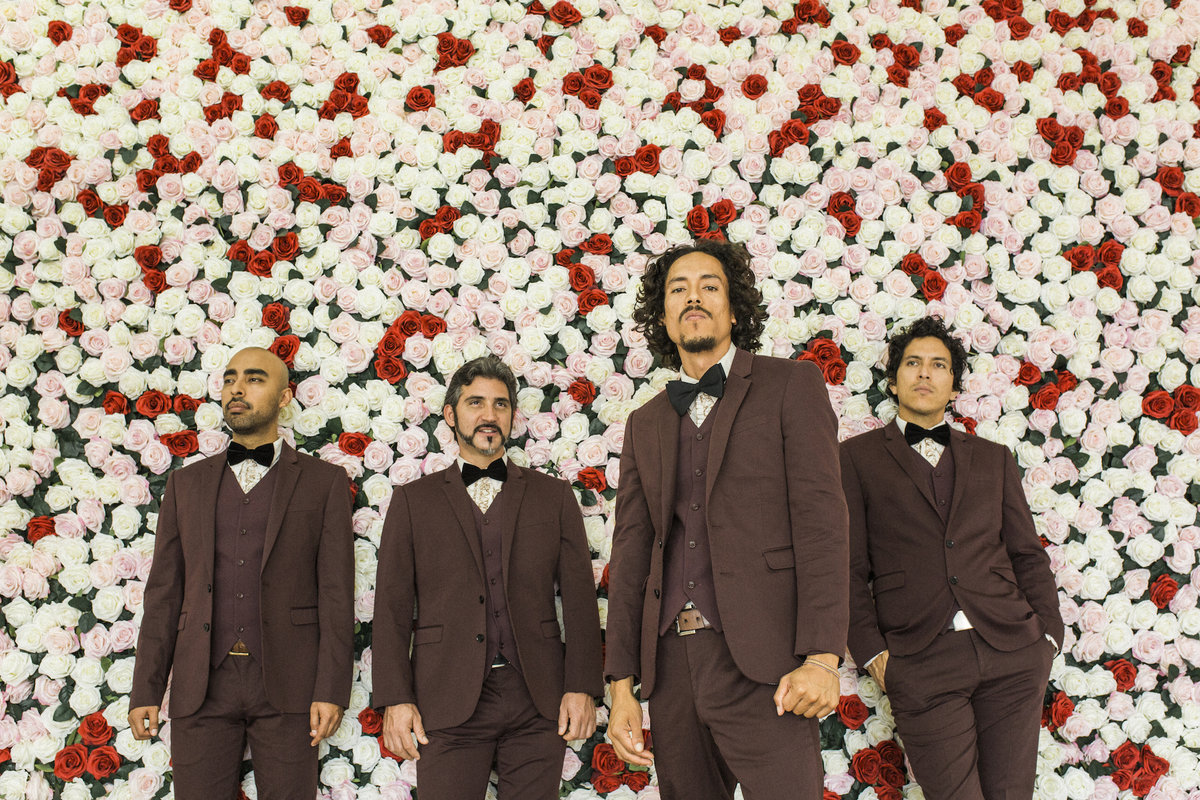 """Watch Chicano Batman perform """"Friendship Is A Small Boat In The Storm"""" on Conan."""