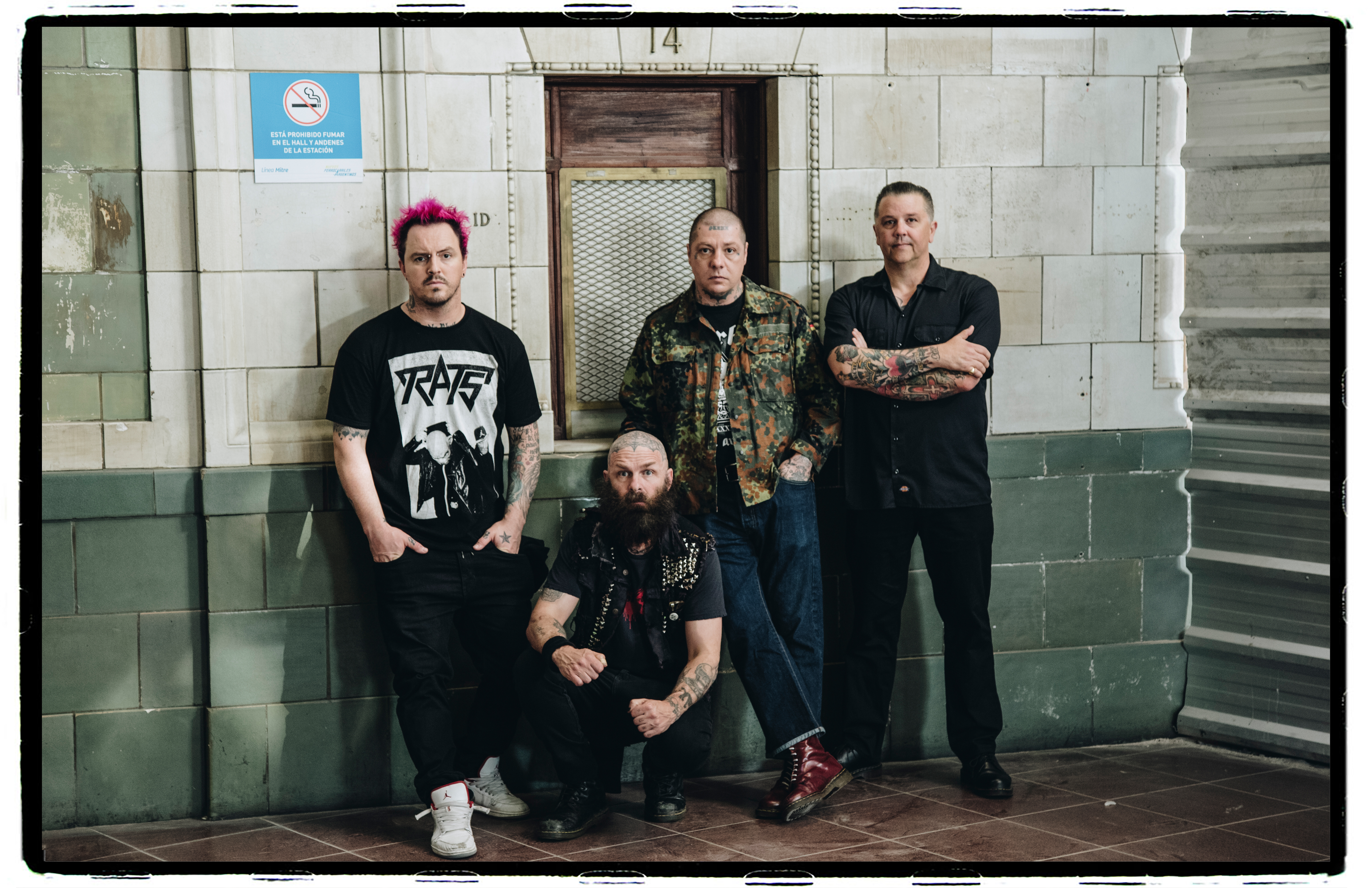 Rancid announce new album 'Troublemaker'
