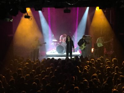 The Orwells Played Mod Club in Toronto on May 22nd, 2017.
