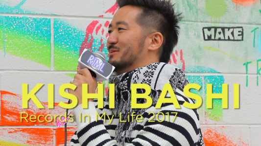 Watch Kishi Bashi on 'Records on My Life.'