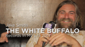 The White Buffalo guests on 'Records In My Life.'