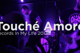 Touché Amoré guest on 'Records In My Life'