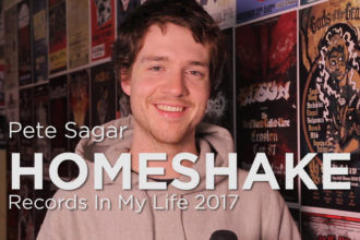 Homeshake guest on 'Records In My Life'.