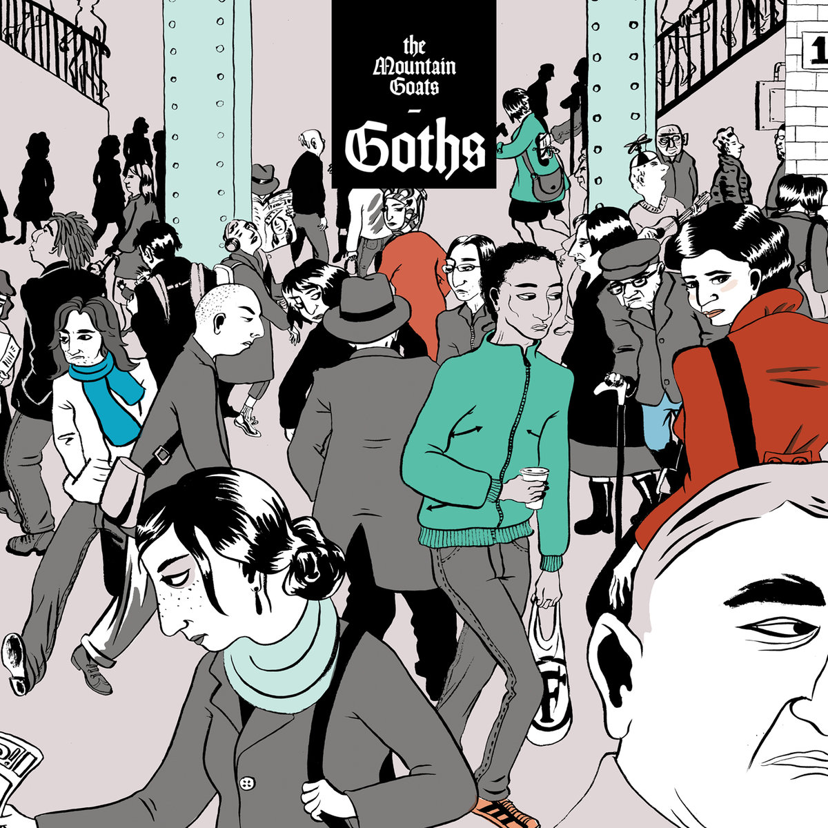 Review of the Mountain Goats' 'Goths'