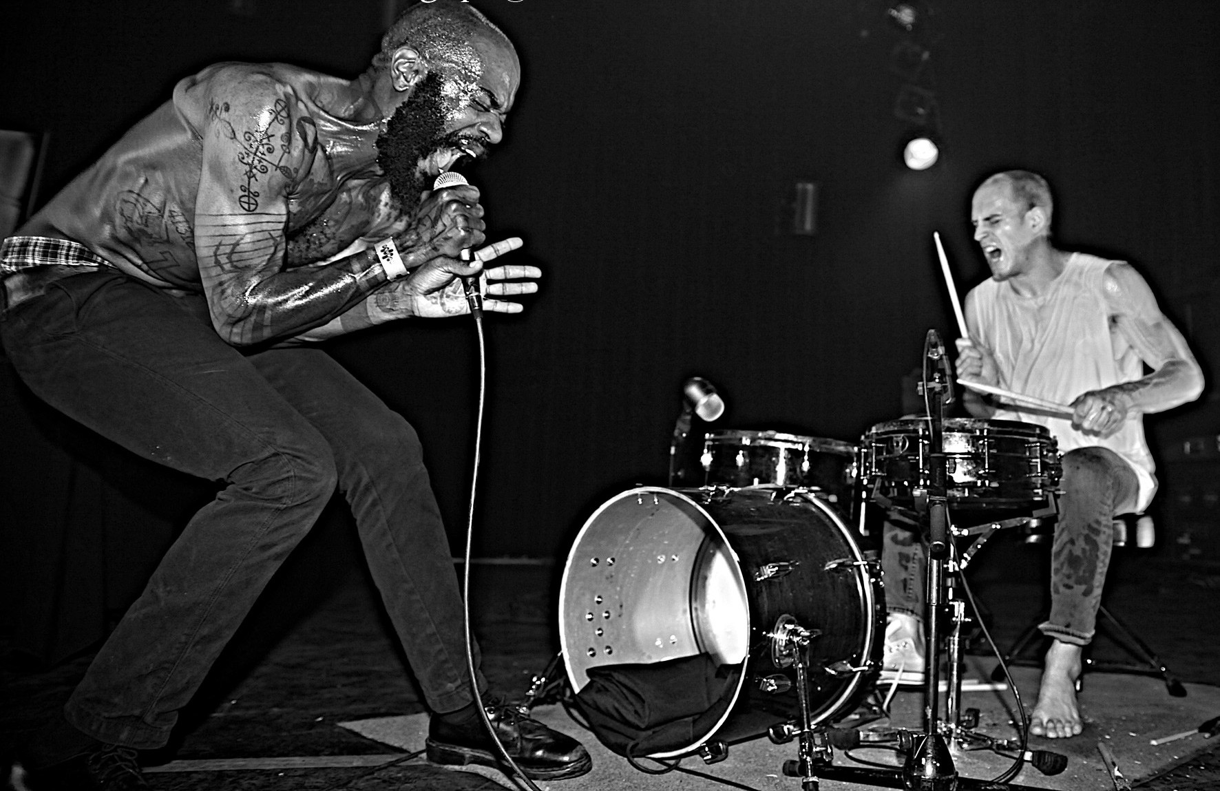 "Death Grips release 22 minutes of music with ""Steroids"""