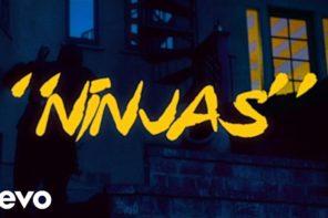 """Ninjas"" by Rey Pila"