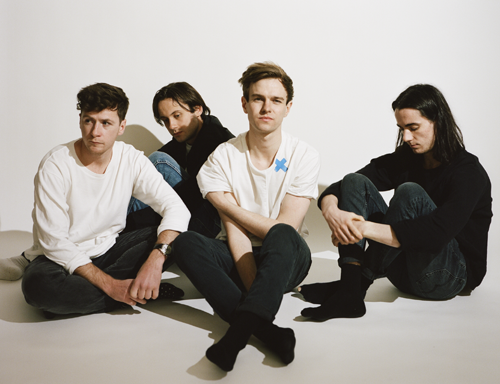 """Colouring has shared a new single titled, """"The Wave."""""""