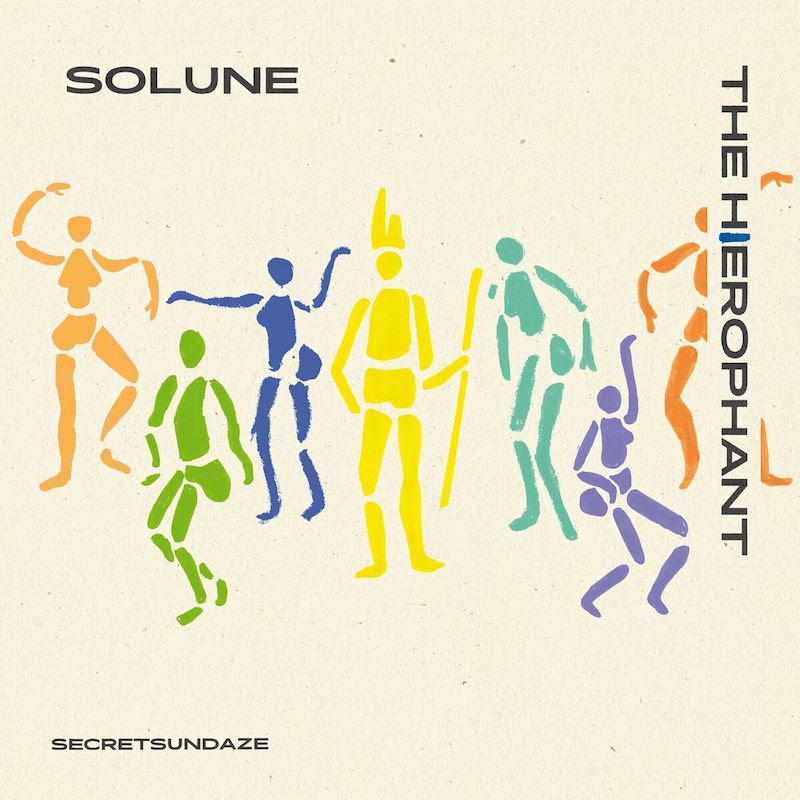 SOLUNE 'The Hierophant'